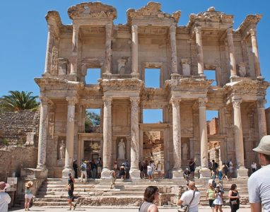library-of-celsus-164626_640
